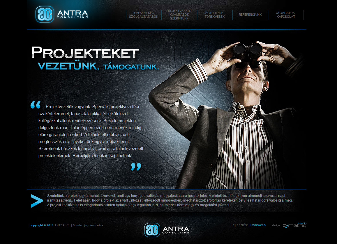 Antra Consulting
